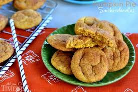 Pumpkin Spice Pudding Snickerdoodles by Pumpkin Pie Snickerdoodles Mom On Timeout