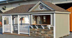 Amish Made Storage Sheds by Pool House Sheds Horizon Structures Pool Pinterest Pool