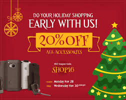 Get Your Holiday Shopping Done Early With This 20% Discount ...
