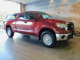 Pre-Owned 2010 Toyota Tundra 4WD Truck Crew Cab Pickup In Westbrook ...