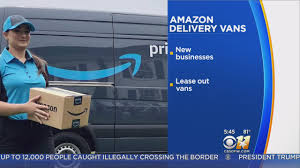 Amazon Getting In The Delivery Business With