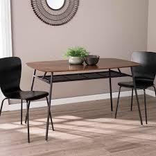 Dining Room Furniture Walnut Set Flare Back Biscuit ...