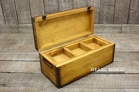 Custom Wooden Storage Box