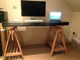 Ikea Desk Legs Uk by Marvellous Ikea Desk Legs For House Design Sit Stand Adjustable