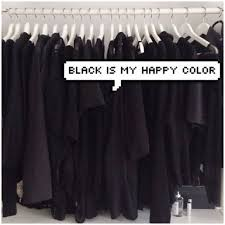 Nice Design Black Clothes Closet 7 Struggles That Anyone Who Always Wears Can Relate To