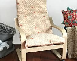Poang Chair Cover Replacement by Kid U0027s Chair Cushion Natural Latex Cushion Organic