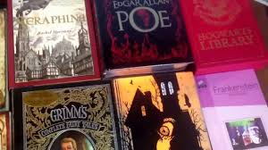 My Book Colection New The Complete Tales And Poems Of Edgar Allan Poe Grimms Fairy