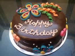 Happy Birthday to you my friend Happy Birthday Chocolate Cake