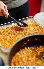 Cooking Lasagna At Home