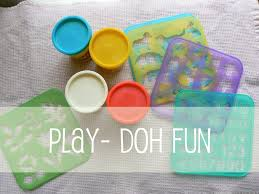 Pumpkin Spice Jello Playdough by Play Doh Ideas Use Stencils Play Doh Stenciling And Play Dough