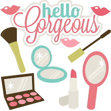 Hello Gorgeous SVG Files for Scrapbooking