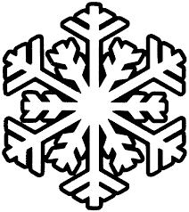 Snowflake Coloring Pages For Kids 339