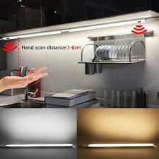 motion sensor cabinet led bar light l cupboard