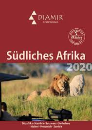 diamir afrika südliches afrika reisekatalog 2020 by diamir