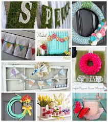 DIY Spring Craft Project