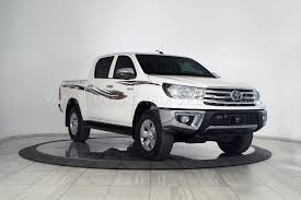 100 Toyota Hilux Truck Armored Pickup For Sale INKAS Armored Vehicles