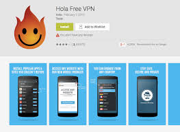 Hola Free VPN speeds up browsing by selecting and connecting to the nearest and fastest servers automatically from the list of servers located in 190