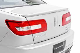 lincoln mkz 3dcarbon deck lid spoiler no led light 691239