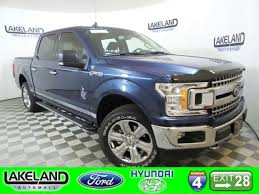 100 Bartow Ford Used Trucks 2018 F150 XLT GUY HARVEY 1FTEW1EG7JKD50747 Lakeland Automall