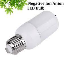 e27 negative ion led light air purifying l environmental