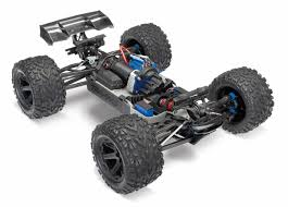 100 Revo Rc Truck EREVO REBORN Traxxas Mighty Monster Is Nearly AllNew RC Car Action