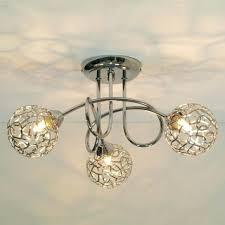 luminaire cuisine pas cher luminaire cuisine pas cher lustre plafonnier design 3 boules