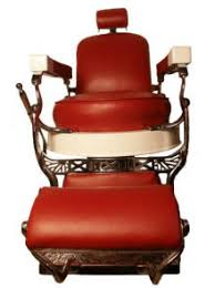 Koken Barber Chair Vintage by Koken Barber Chairs