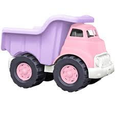 100 Pink Dump Truck Green Toys What 2 Buy 4 Kids
