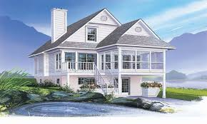 100 Modern Beach Home Designs House Plans Narrow Coastal House Plans Narrow Lots Coastal