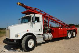 1990 Kenworth T450 Winch Truck | Item DC5991 | SOLD! October... Welcome To Emi Sales Llc Winch Tractors Used 2009 Kenworth T800 Truck In Brookshire Tx Inventory 1989 Chevrolet Kodiak C70 Winch Truck Item B6893 Sold D Optic Fibre Mounted Hire Australia Peterbilt Picking Up Frac Tank Youtube Heavy Duty Southwest Rigging Equipment 2007 Mack Ctp713 Winch Truck For Sale 3547 Oil Field Trucks Tiger General Curry Supply Company Builds Modifications Bed Swaps Nix 1999 Peterbilt 378 Ta Texas Bed