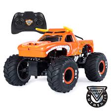 100 Monster Trucks Free Games Jam Official El Toro Loco Remote Control