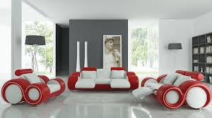 awesome red and white living rooms red and white themed living