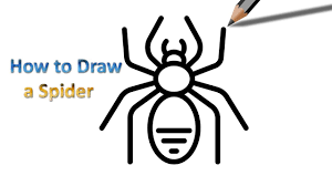 Full Size Of Coloring Pagesurprising Easy To Draw Spider Maxresdefault Page Large