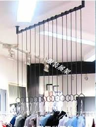 Get Quotations Wrought Iron Wall On Clothing Store Shelves Condole Top Display Shelf Hanger
