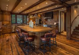 Log Cabin Kitchen Images by Eloghomes