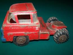 Vintage Marx Lumar Western Auto Stores Semi Truck Toy Toy Truck Collection Great Matchbox Convoy Trucks 7 More Trucks Monster Truck Treats Chocolate Donut Monster Tires With Mini 1940s Structo Toy My Antique Collection Pinterest Vintage Johnson And Red Pull Johnson On Youtube In Mud Best Resource Handmade Wooden Mercedes Lorry Odinsyfactory Dump 2999 Via Etsy Photography Wyandotte Dump Yellow Colctible Driving For Children With Dlan Kids Toys Channel Cars And Disney Diecast Semi Hauler Jeep Pin By Ed Geisler On Trucks Tonka Toys Hefty