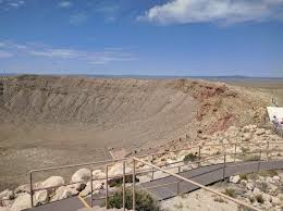 Meteor Crater Largest Impact On Planet Earth
