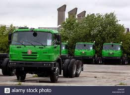 Tatra, Production Trucks, Koprivnice Czech Republic Stock Photo ...