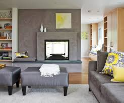 Use Grey In Combination With Other Neutral Colors And Pattern Your Favor An