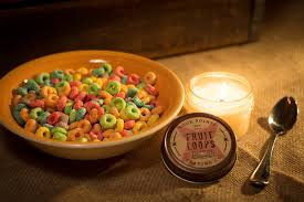 Fruit Loops 4oz Soy Candle