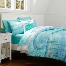 Bedding Lovely Ocean Themed Bedding 3D Blue Purple Sea Font B