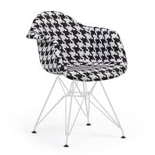 IMS METAL Chair With Armrests Upholstered Houndstooth - SKLUM Ward Bennett Bumper Office Chair In Houndstooth Brickel Associates Mesh Chairs House Decor Ocjylmb Wlbk Lombardi Midcentury Modern Adjustable With Swivel Walnut And Black By Lumisource Parlour Scotty Upholstered Accent Multiple Colors Patterened Traditional 39 Recliner Poppy Mathis Kardiel Amoeba Ottoman Azure Twill Seymour Designed Charles Wilson For King Living Copper Grove Boulogne Classic Swoop Ebony Fabric Upholstery Medium Opal Batik Capisco Ergonomic Saddle Seat Standing Desk Height Puls Base University Of Alabama Elite