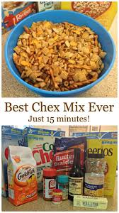 Pumpkin Spice Chex Mix by Original Chex Mix Recipe Chex Mix Snack Mixes And Snacks