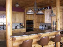 Log Cabin Kitchen Cabinet Ideas by Kitchen Room Desgin Luxury Square All Stainless Steel Kitchen