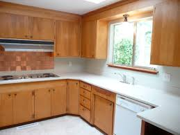Any Ideasits A 60s Kitchen Ok Space Cabinets Are Nice Wood