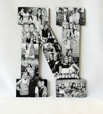 Custom Letter Collage Any Letter of the Alphabet