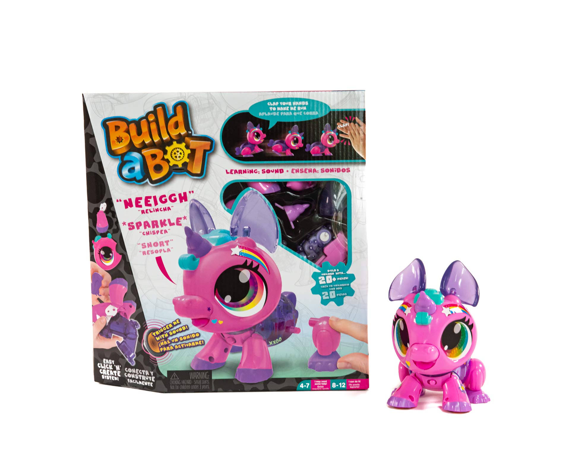 Relevant Play Build A Bot Unicorn