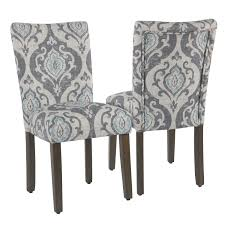 Classic Parsons Dining Chair - Suri Blue - Set Of 2 Lily Navy Floral Ikat Accent Chair Navy And Crimson Ikat Ding Chair Cover Velvet Ding Chairs Tufted Blue Meridian Fniture C Angela Deluxe Indigo Pier 1 Imports Homepop Parson Multicolor Set Of 2 A Quick Living Room And Refresh Stripes Whimsy Loralie Upholstered Armchair With Walnut Finish Polyester Stunning And Brown Ideas Ridge Table Eclectic Decatorist Espresso Wood Ode To The Skirted Katie Considers
