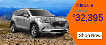 Crain Mazda Is Your New & Used Car Dealer In Little Rock