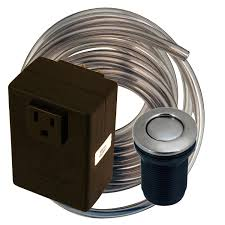 Insinkerator Sink Top Switch Troubleshooting by Brushed Nickel Garbage Disposer Air Switch Trim Unit Faucet Trim